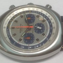 Breitling Transocean  chronograph ref.7102 stainless steel