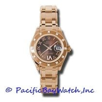 Rolex Pearlmaster Ladies 80315