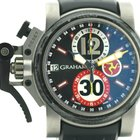 Graham Chronofighter Oversize TT Isle of Man