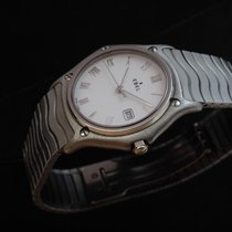 Ebel Stainless Steel Wave Watch
