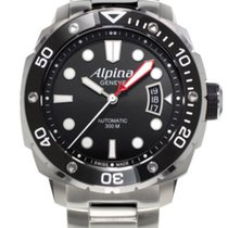 Alpina Modell:Seastrong Diver 300 Automatic inkl.Kautschukba