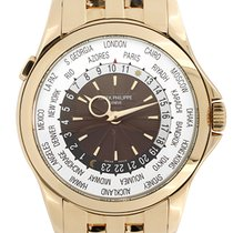 Patek Philippe 5130/1R-011 - World Time- Rose Gold