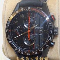 Heuer 計時錶自動男妝腕錶