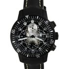 Fortis B-42 Official Cosmonauts Chrono Planet Wr 200m Rubber...