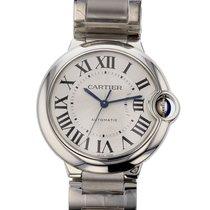 Cartier Ballon Bleu 36mm Automatic No Date Mid-Size watch...