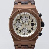 Audemars Piguet Royal Oak Offshore Safari DLC Bronze TEW