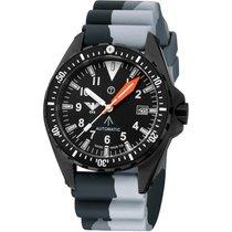 KHS Uhren Herrenuhr MissionTimer 3 | OT Automatic KHS.MTAOTA.DC1