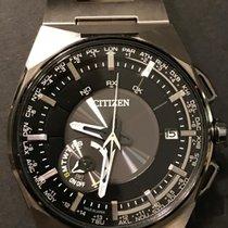 Citizen Satellite Wave F100 Gray Titanium