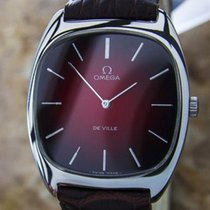 Omega Deville Square Men Beautiful Swiss Made 1980s Manual...