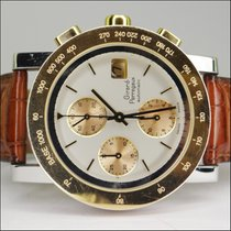 Girard Perregaux Chronograph 7000 GBM Stahl/Gold