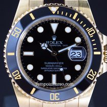 Rolex Submariner date yellow gold full set 1st series