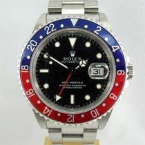 Rolex GMT MASTER I,1,Pepsi,rosso blu,blu red, tritium dial ,mint,
