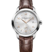 Baume & Mercier 10054 Clifton Small Seconds 41mm in Steel...