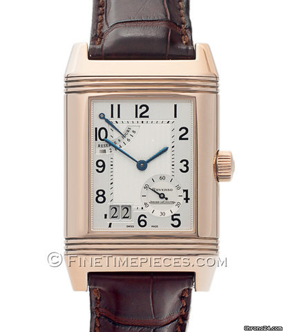 Jaeger-LeCoultre Reverso Grande Date 8 Days Rotgold - 300 . 24 . 01