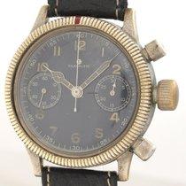 Tutima Fliegerchronograph Wehrmacht Luftwaffe  WW II  Offizier...
