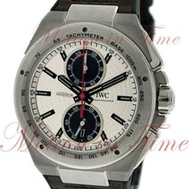 IWC Ingenieur Chronograph Silberpfeil, Silver Dial, Limited...