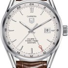 TAG Heuer Carrera Twin Time 41mm Mens Watch