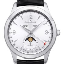 Jaeger-LeCoultre [NEW] Master Calendar Automatic Steel Silver...