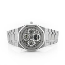 Audemars Piguet Royal Oak Patinum Skeleton Perpetual