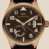 IWC Pilot's Watches Antoine de Saint Exupery Power Reserve