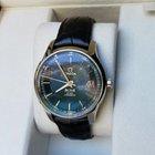 Omega De Ville Orbis Hour Vision Blue Dial