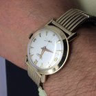 Longines Wittnauer 14 k solid gold