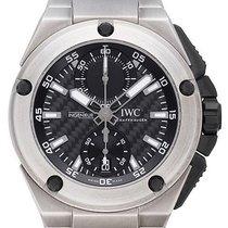 IWC Ingenieur Chronograph Edition Lewis Hamilton Titan IW379602