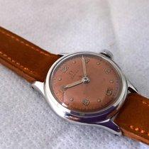 Omega WW2 era serviced model with rare original dial colour