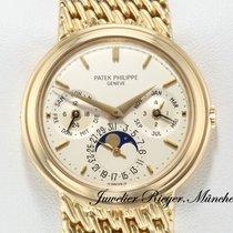 Patek Philippe EWIGER KALENDER 3945 GELBGOLD 750 Perpetual...
