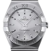 Omega Constellation 27 Silver Dial