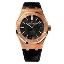 Audemars Piguet Royal Oak Automatic 37mm Watch Ref 15450OR.OO....