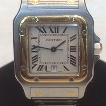 Cartier Santos galbee grand