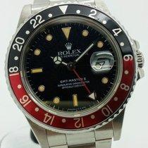 Rolex Fat Lady GMT 16760 – Wristwatch – 1987