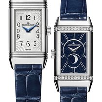 Jaeger-LeCoultre Reverso One Duetto Moon Stainless Steel...