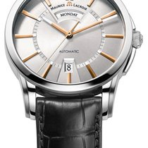 Maurice Lacroix Pontos Day & Date pt6158-ss001-19e