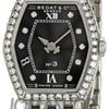 Bedat &amp;amp; Co No. 3 Black Diamond Dial Stainless Steel Ladies...