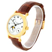 Patek Philippe Power Reserve Moonphase Yellow Gold Watch 5054...