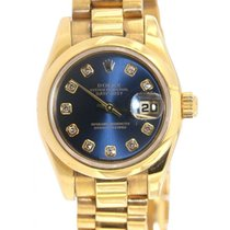 Rolex Datejust Lady 179168 In Yellow Gold, 26mm