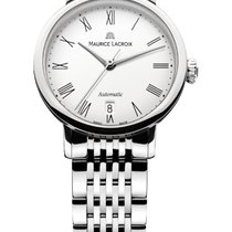 Maurice Lacroix Les Classique Tradition Lady White Dial, Steel...
