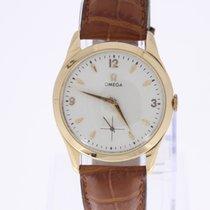 Omega Vintage Watch Oversize 18K Rosegold