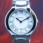 Ebel Beluga Round Lady Stahlband roman dial Neu B+P