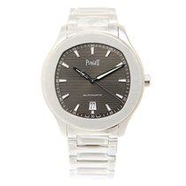 Piaget Polo Stainless Steel Dark Grey Automatic G0a41003