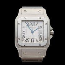 Cartier Santos Galbee XL Stainless Steel Gents 2823