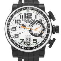Graham Watch Silverstone Stowe GMT 2BLCD.W04A