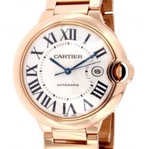 Cartier Ballon Bleu W69006z2 Rose Gold, 42mm