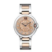 Cartier Ballon Bleu Automatic Ladies Watch Ref WE902054