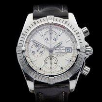 Breitling Chronomat Evolution Chronograph Stainless Steel...