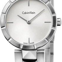 ck Calvin Klein Edge K5T33146 Damenarmbanduhr Schmuckband
