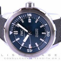 IWC Aquatimer Automatic Edition Special Jacques Yves Custeau