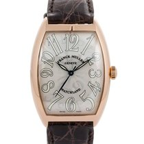 Franck Muller Watchland In Oro Rosa 18kt Ref. 6850 Sc Limited...